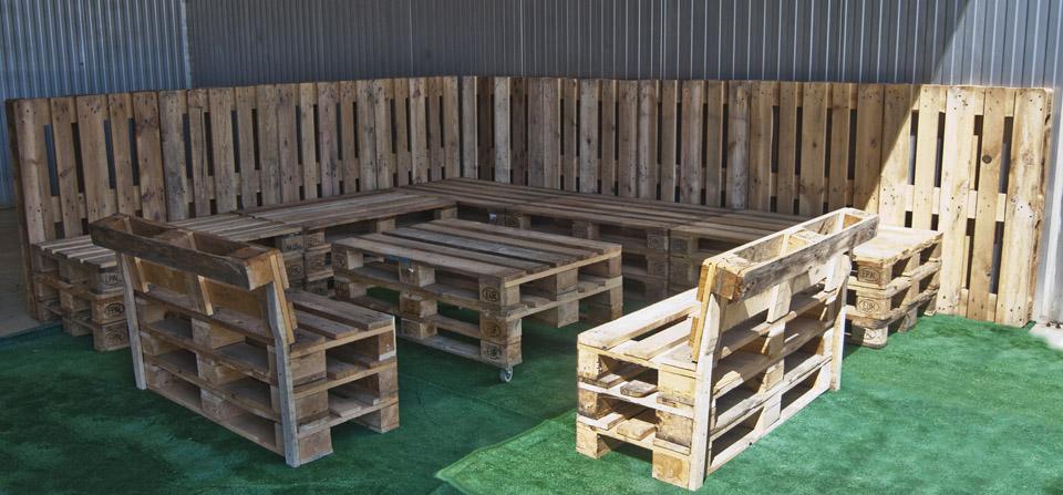 Comprar muebles de palets fabulous madera palets reciclados y muebles with comprar muebles de - Comprar muebles de palets ...